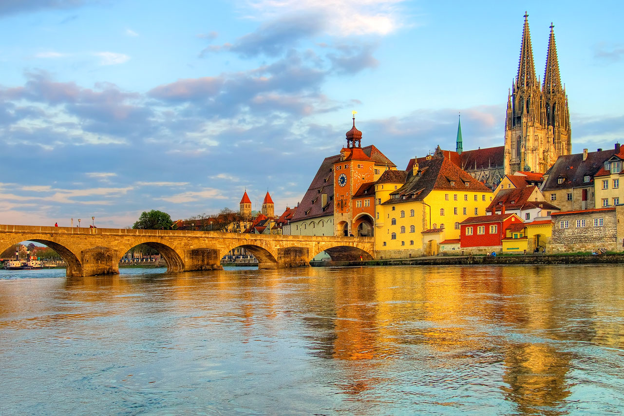 Highlights You Wont Want To Miss Danube River Avalon - Rivers in germany
