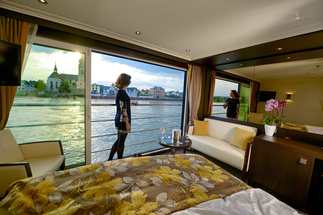 Why River Line Avalon Has The Best Cabins In Europe