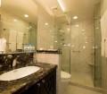Bathroom aboard Avalon Siem Reap