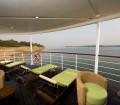 Observation Lounge aboard the Avalon Siem Reap