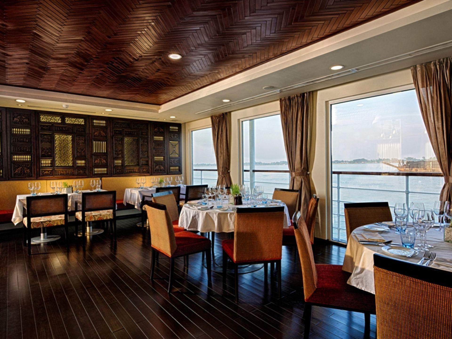 Dining Room, Avalon Siem Reap