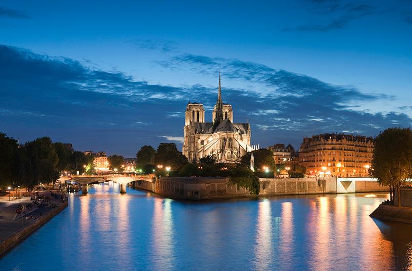 Notre Dame, France, Paris