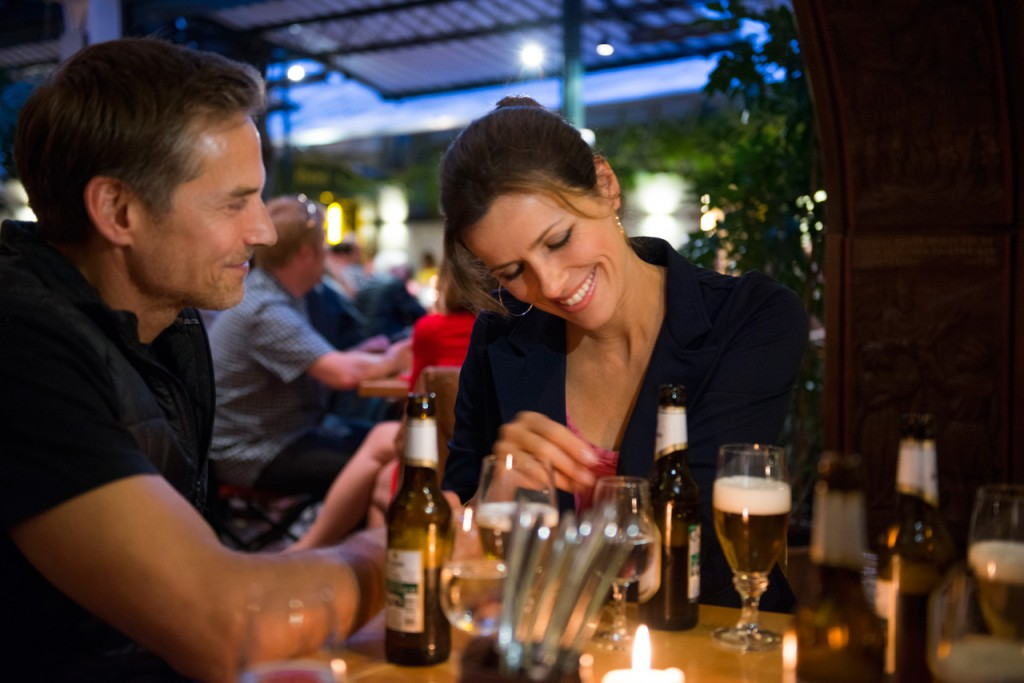 Enjoy date night in Europe without worrying when you need to get back to the ship. (Photo: Avalon Waterways)