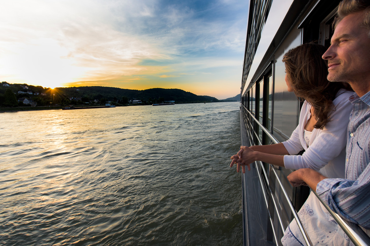 Avalon Waterways Open-Air Balcony